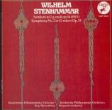 STENHAMMAR - Westerberg - Symphonie n°2 op.34