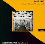 DANDRIEU - Pappas - Premier Livre de clavecin