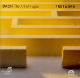 BACH - Fretwork - L'art de la fugue(Die Kunst der Fuge) BWV.1080 : tran