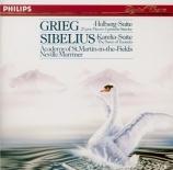 SIBELIUS - Marriner - Karelia suite op.11