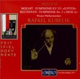MOZART - Kubelik - Symphonie n°41 en do majeur K.551 'Jupiter'