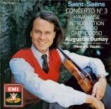 SAINT-SAËNS - Dumay - Concerto pour violon n°3 op.61
