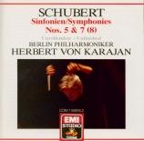 SCHUBERT - Karajan - Symphonie n°5 D.485
