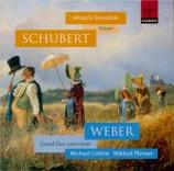 WEBER - Atlantis Ensemb - Grand Duo concertant pour clarinette et piano