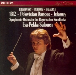 TCHAIKOVSKY - Salonen - Ouverture pour orchestre en mi bémol majeur op.4