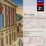 HAYDN - Ansermet - Six symphonies parisiennes Hob.I:82-87