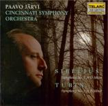 SIBELIUS - Järvi - Symphonie n°2 op.43