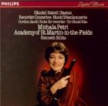 Concertos pour flute à bec