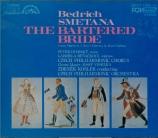 SMETANA - Kosler - The bartered bride (La fiancée vendue) (import Japon) import Japon