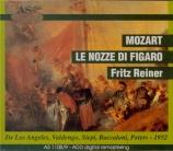 MOZART - Reiner - Noces de Figaro (Les) K.492 (Le Nozze di Figaro)