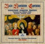 Cantates Vol.3 : Himmelfahrt, Pfingsten, Trinitatis