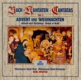 Cantates vol.1 : Advent und Weihnachten