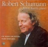 SCHUMANN - Kuerti - Concerto pour piano et orchestre en la mineur op.54