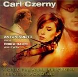 CZERNY - Raum - Grande sonate op.178