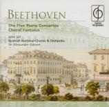 BEETHOVEN - Lill - Fantaisie chorale, pour piano, chœur et orchestre op