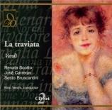 VERDI - Verchi - La traviata, opéra en trois actes live Tokyo 18 - 10 - 1973