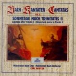 Cantates Vol.5 : Sonntage nach Trinitatis II