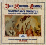 Cantates Vol.4 : Sonntage nach Trinitatis I