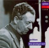 BRITTEN - Britten - The prodigal son (Plomer), parabole d'église pour so