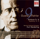 MAHLER - Sanderling - Symphonie n°9