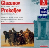 GLAZUNOV - Richter - Concerto pour piano n°1 op.92