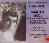 WAGNER - Kraus - Parsifal WWV.111