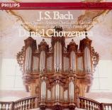 BACH - Chorzempa - Préludes de chorals II - Schübler BWV 645-650