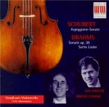 SCHUBERT - Vogler - Sonate arpeggione D.821
