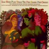 VIVALDI - Stern - Le quattro stagioni (Les quatre saisons) op.8 SACD single layer