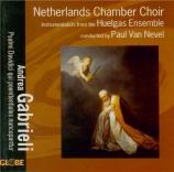 GABRIELI - Van Nevel - Psalmi Davidici