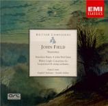 FIELD - Adni - Nocturne pour piano n°1 en mi bémol majeur H.24