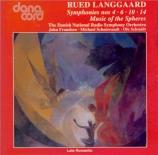 LANGGAARD - Schonwandt - Symphonie n°14 (suite) 'Morgenen'
