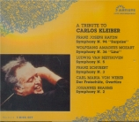 A Tribute to Carlos Kleiber