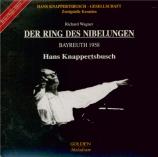 WAGNER - Knappertsbusch - Der Ring des Nibelungen (L'Anneau du Nibelung)