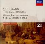 SCHUMANN - Solti - Ouverture, scherzo et finale pour orchestre en mi maj
