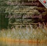 ROSENBERG - Spierer - Concerto pour violon n°2