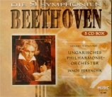 BEETHOVEN - Ferencsik - Symphonies (intégrale)