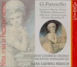 PAISIELLO - Hirsch - Nina, o sia la pazza per amore