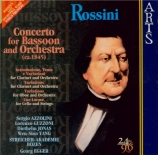 ROSSINI - Egger - Concerto pour basson et orchestre