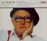 BACH - Ericson - Passion selon St Matthieu(Matthäus-Passion), pour soli