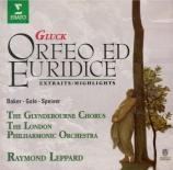 GLUCK - Leppard - Orfeo ed Euridice : extraits