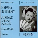 PUCCINI - Klobucar - Madama Butterfly