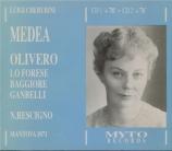 CHERUBINI - Rescigno - Medea (version italienne)