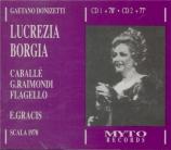 DONIZETTI - Gracis - Lucrezia Borgia (Live, Scala 02 - 03 - 1970) Live, Scala 02 - 03 - 1970