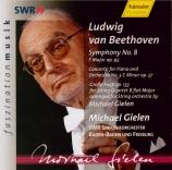 BEETHOVEN - Gielen - Symphonie n°8 op.93