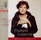 COUPERIN - Van der Velden - Suite pour violes de gambe n°1 en mi mineur