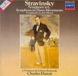 STRAVINSKY - Dutoit - Symphonie pour orchestre en do majeur