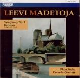 MADETOJA - Panula - Symphonie n°1 en fa majeur