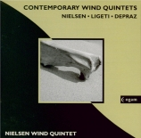Contemporary Wind Quintets