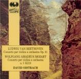 BEETHOVEN - Oistrakh - Concerto pour violon op.61